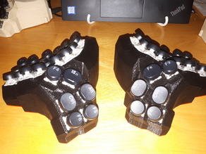 Dactyl-Manuform 4x6 (the endgame as of 20190507)