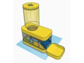 DIY AutomaticPet Feeder IOT (Alimentador Automático de mascotas)