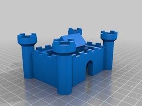 Small Model Buildings
