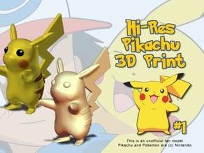 A Better Pikachu