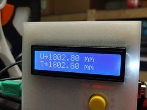 Digital Filament Counter use Arduino