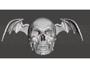 Avenged Sevenfold Skull