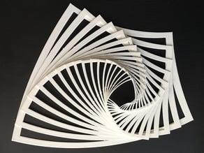 Fibonacci Frames Puzzle