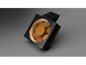 Stackable Aquarium Cooling - Noctua NF-A8