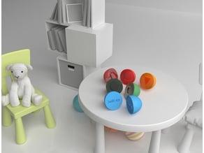 Smart Pairing Toys
