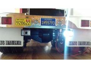 Tamiya King Hauler RC truck backlight for 3mm LEDS