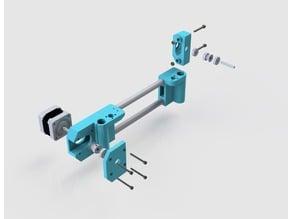 AM8 - X 12mm Upgrade + reinforcement