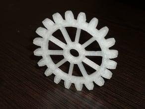 Cogwheel N=20