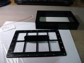 FEP punching template for Wanhao Duplicator 7 vat
