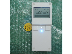 MyGeiger 3 PRO DIY Geiger Counter Gamma Ratemeter