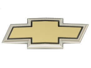Chevy Emblem Sign (Lighted)