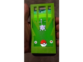Pokemon Curveball Template for iPhone 6s