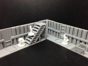 Wayfarer Modular Tech Conveyance Tiles (18mm scale)