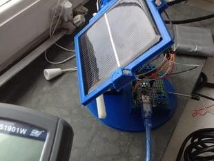 Sun lovi'n solar panel