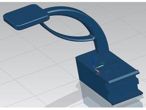 Simple cam mount for Ender 3