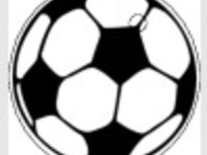 Football keyring