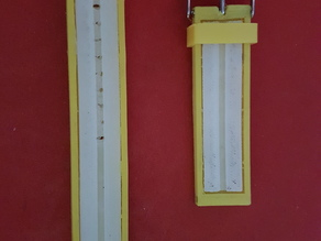 Watch Band 2 colors and 2cm