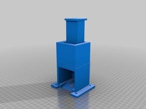 Plastic powdering machine (prototype)
