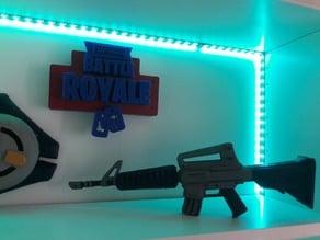 assault rifle fortnite