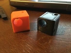 Custom 1 inch Test Cube