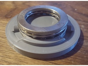 52mm x 35mm x 12mm bearing pillow