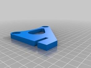 Spool / Filament mount spools, 6mm thick Prusa i3 samelladrucker v2