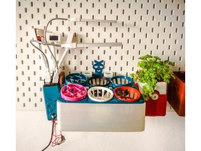 Hydroponic Garden with plant monitor / Xoodo Pöd