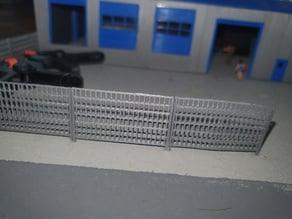 Mobiler Zaun(Fence) H0/1:87