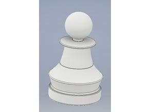Schach: Bauer / Chess: Pawn