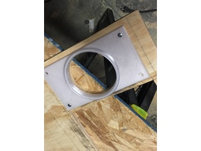 """4"""" and 4.5"""" Hole Router Templates"""