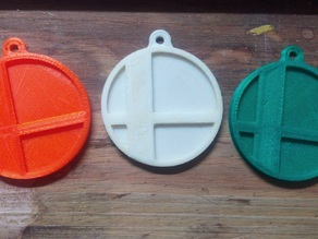 Super Smash Bros. Medal