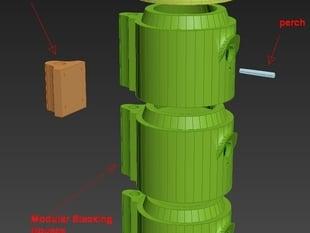 Birdhouse Modular