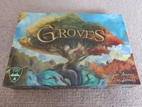 Groves - Boardgame Insert