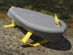 RC hydrofoil