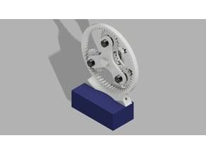 Engranes planetarios // Planetary Gears