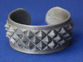 Knurled Bracelet No1