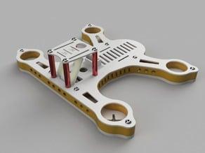 Quadwich180 - Quadcopter Sandwich