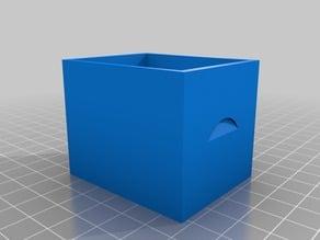 Drawer Rectangle box 48.5x48.5x55mm