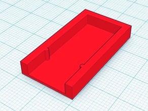 USB flash drive - Custom case mount