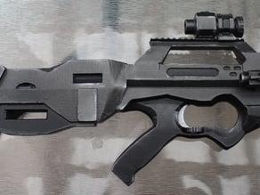 Deunan Knute's ESWAT Rifle from Appleseed EX Machina