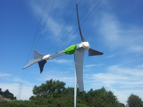 Wind Turbine  #CatchTheWind.