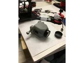 Eachine 1000TVL Camera Housing for use with RealACC x210