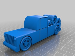 Pickup truck Kit