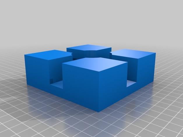 Cabinet Framing Corner Jig - 3/4\