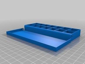 Pill Box Organizer