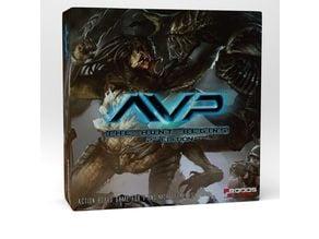 Alien vs Predator:: The Hunt Begins (Second Edition) insert