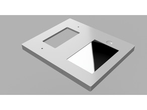 iPhone 4/4s Wall Plate Cover (Single Switch)