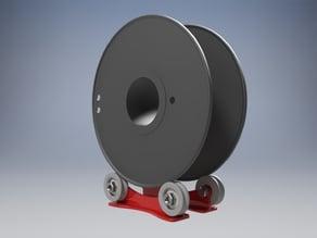 Skateboard Bearing Filament Holder