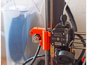 Prusa i3 MK3 filament dust filter