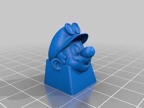 Mario Keycaps
